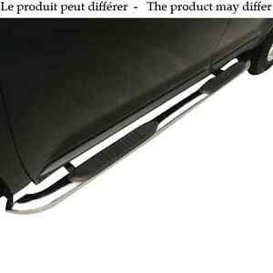 Stainless Steel Step Bars For 1997-2007 Jeep Wrangler London Ontario image 3