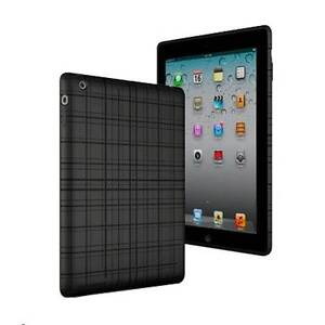 XtremeMac iPad & iPad 2 Form-Fitting Case Black Underwood Logan Area Preview