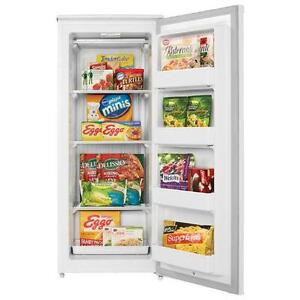 DANBY 8.5 CUBIC FOOT UPRIGHT FREEZER! WOW WHAT A DEAL--CLICK HERE!