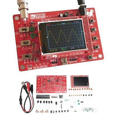 "DSO138 Mini 2.4"" TFT Digital Oscilloscope Oszilloskop Kit DIY Parts 1Msps I3O4"