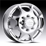 Chevy 3500 Dually Wheels