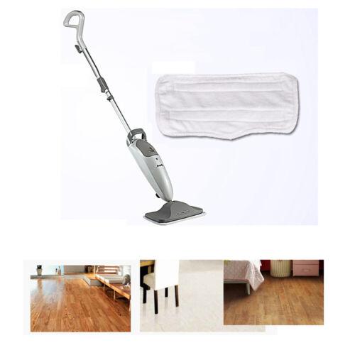 head steam vapour mop swab replacement microfiber
