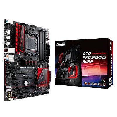 ASUS 970 PRO GAMING/AURA AMD AM3+ 970 ATX MB - Free Shipping USA - NEW