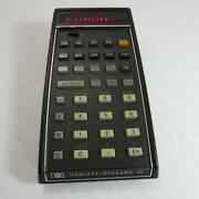 HP 45 Calculator