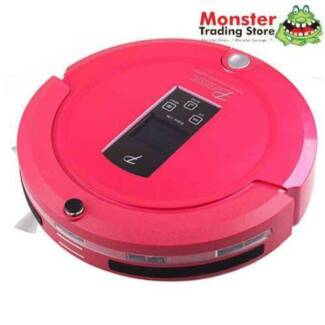 BRAND NEW PINK I7-PURSONIC-MULTI-FUNCTIONAL ROBOT VACUUM CLEANER Caroline Springs Melton Area Preview