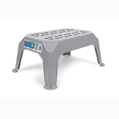 RV Camco Plastic Step Stool Small, Gray 43460
