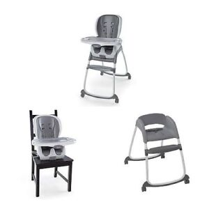 High Chair - Ingenuity Smartclean Trio 3-In-1 (New in Box)