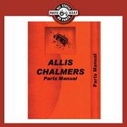 Allis Chalmers WD Manual