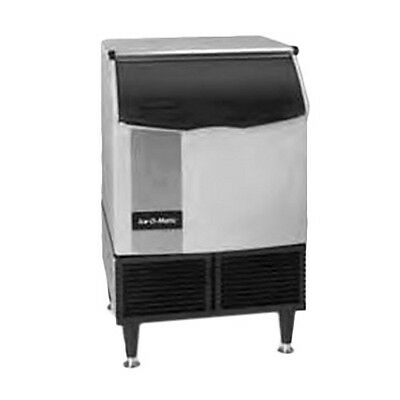 Ice-o-matic Iceu150fw Water Cooled 185lb24hr Undercounter Cube Ice Maker