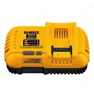 DeWalt DCB118 20VMax Fan Cooled Fast Charger neuffffff