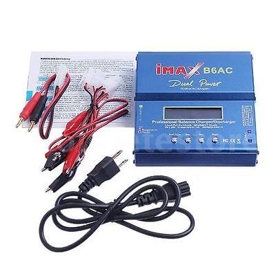 Imax B6 Ac Digital Lcd Rc Lipo Nimh Nicd Battery Balance Charger Acdc Blue K5q0