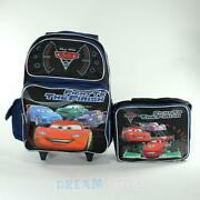 Cars Rolling Backpack