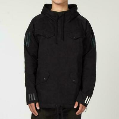 Adidas Originals x White Mountaineering Pullover Jacket Anorak BQ4123 Black Sz S