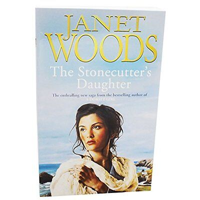 The Stonecutters Daughter By Janet Woods