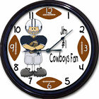 Dallas Cowboys NFL Clocks