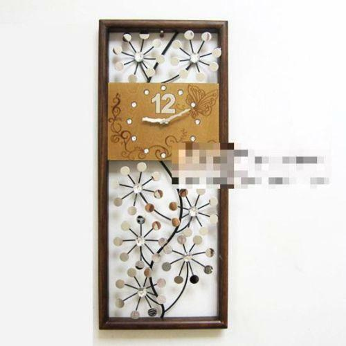 Rectangular Wall Clock Ebay