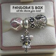 Sterling Silver Angel Bead