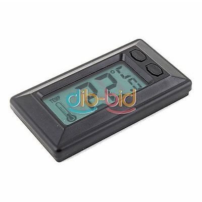 Digitale Camera Interna Parete Auto Muro Temperatura Casa Schermo LCD Termometro