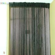 Hanging Room Divider