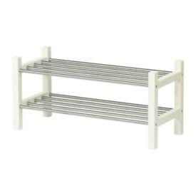 TJUSIG IKEA shoe rack (NEW UNOPENED)