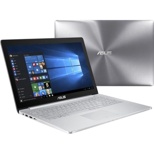 ASUS ZenBook Pro UX501VW 15 Ultra-HD 4K Touchscreen Laptop