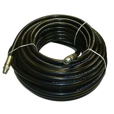 38 X 100 Sewer Cleaning Jetter Hose 4000 Psi
