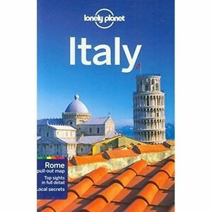 Lonely Planet Italy by Gregor Clark, Kerry Christiani, Lonely Planet, Brendan...