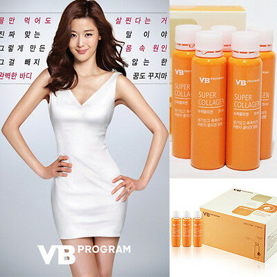 AMORE PACIFIC VB Program Super Collagen 30EA Anti-Aging Drink Upgraded Version