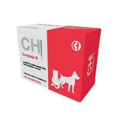 Complejo b vitaminico (Alimento complementario para perros y gatos)