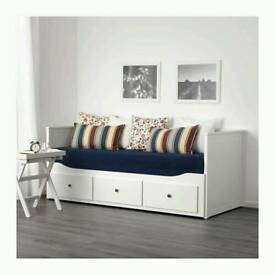 IKEA HEMNES pull out day bed