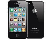 Apple iPhone 4s 8GB Black (Network 3)