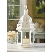 White Wedding Lanterns