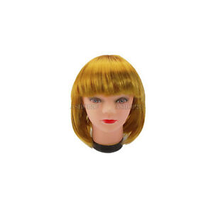 New Fashionable BOB style Short Party Wig Wigs 11 colors