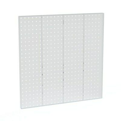 Clear One Sided Pegboard Panel 24 W X 24 H Inches - Pack Of 2