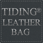 TIDING Leather Bag