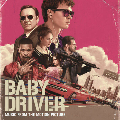 Various Artists   Baby Driver  Music From The Motion Picture   New Vinyl Lp  Gat