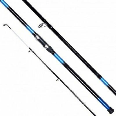 Brand New Beach Beachcaster Sea Surf fishing Rod 12ft 3pc