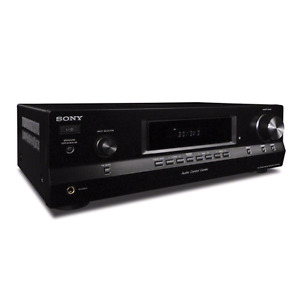 Sony STRDH130  Receiver and 4 Sony speakers