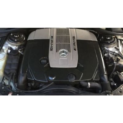 2009 Mercedes Benz W221 S65 AMG 6,0 Benzin Motor Engine M275 275.982 612 PS