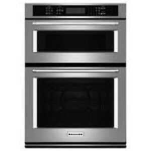 BRAND NEW KITCHEN AID MICROWAVE AND OVEN TOWER