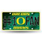 Oregon Ducks NCAA License Plates