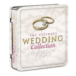 Ultimate Wedding Collection CD's - Planning a Wedding?