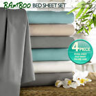 Bamboo Sheet Sets Bedding Sheets