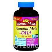 Prenatal Vitamins DHA
