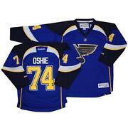 St Louis Blues Jersey Oshie