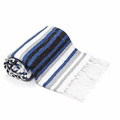 Yoga and Mexican Blanket in Cotton / Polyester – 50 Afghans & Throw Blankets