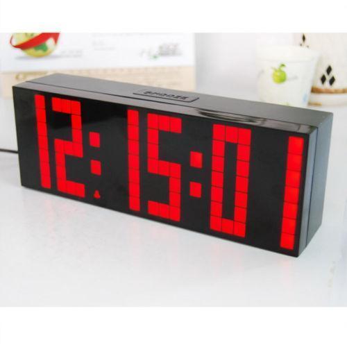 Large Digital Thermometer Ebay