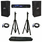 DJ Equipment Packages with Amplifiers