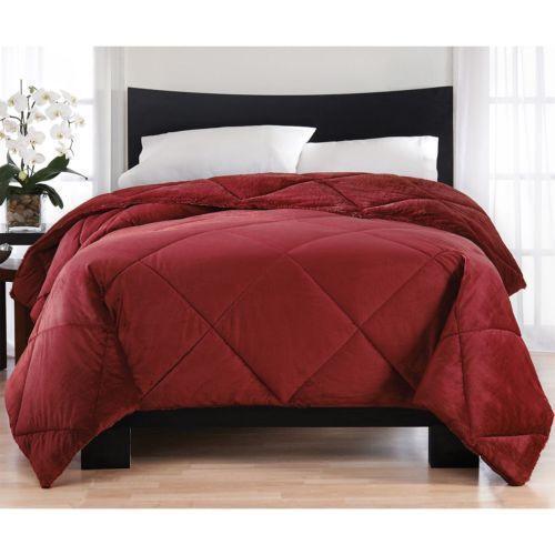 Faux Fur Comforter Martlocal