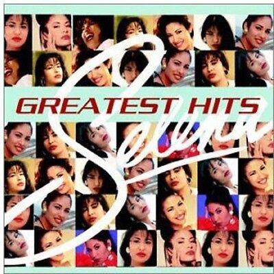 Selena - Greatest Hits [New Cd]